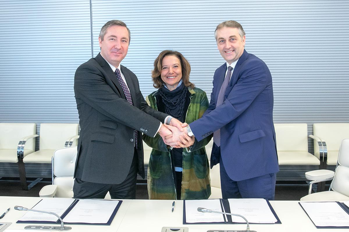 «Газпром нефть», Петербургский и Туринский политехнические университеты будут сотрудничать