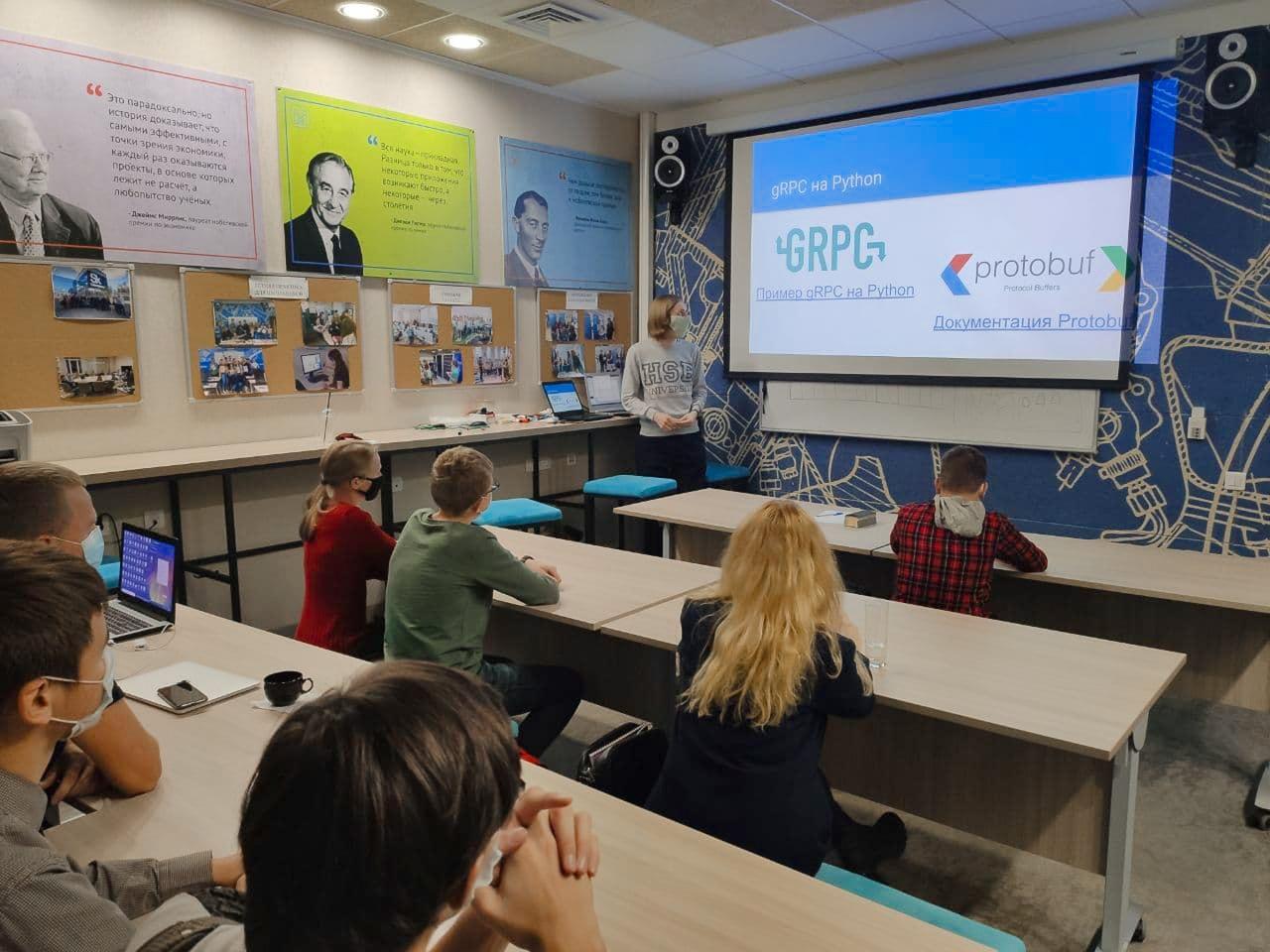 В НОЦ «Газпромнефть-Политех» прошел хакатон «Школы IT-решений»
