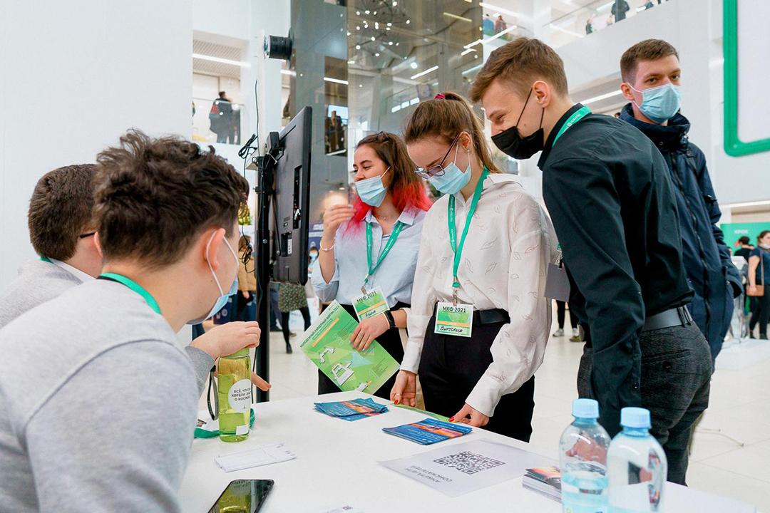 На Молодежном карьерном форуме рассказали о работе в нефтегазовой отрасли
